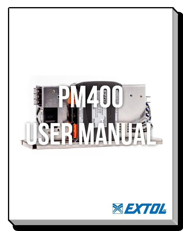 User Manual-PM400